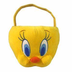 🌈Tweety Bird Halloween Easter Egg Basket